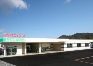 香川トヨタ自動車車輌センター