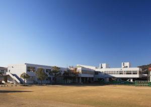 宇多津小学校 (耐震改修)